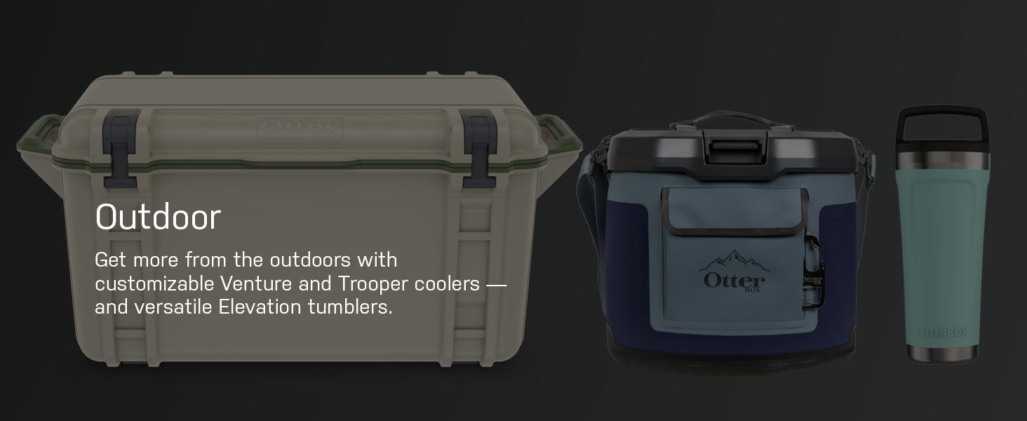 yeti, yeti cooler, coleman cooler, yeti mug, otterbox cooler, otterbox trooper, otterbox tumbler