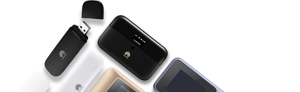 Huawei Surfstick, E3372H-320 LTE USB stick (hasta 150 Mbit / s) negro