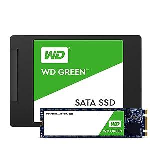 WD WDS120G2G0A 120GB 2.5-inch Internal SSD