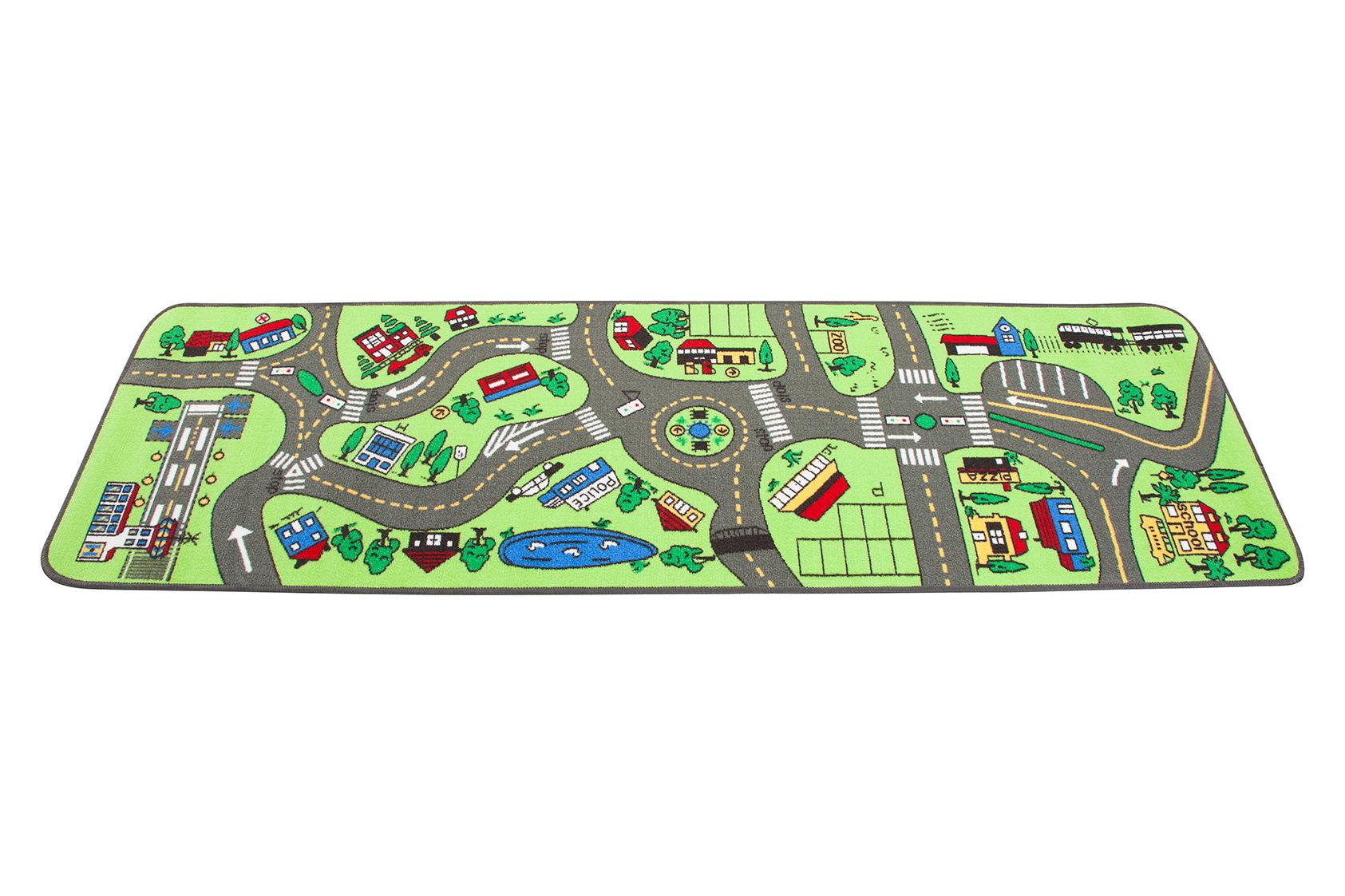 Giant Road Play Carpet By Learning Carpets