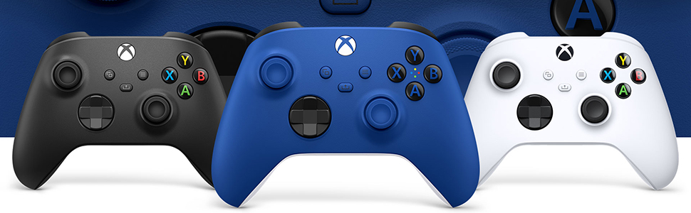 Xbox Series X|S Controller Blue