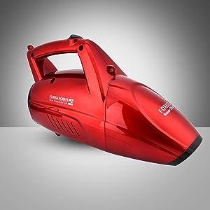 Eureka Forbes Super Clean Handheld Vacuum Cleaner Red