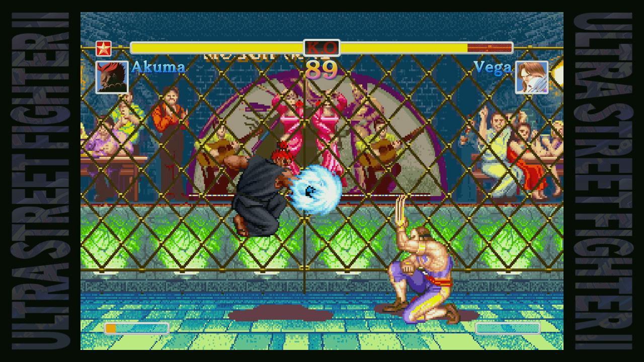 Ultra Street Fighter II: The Final Challengers - Wikipedia