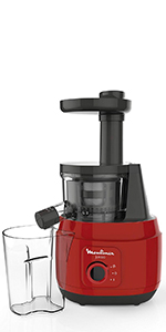 Moulinex Juice and Clean ZU420A10 - Licuadora para Frutas y ...