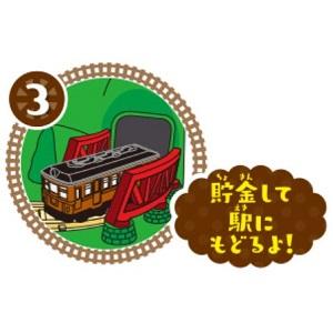 TRAIN BANK トレイン バンク 2番線
