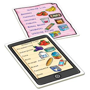 Orchard Toys Shopping List Game Lists