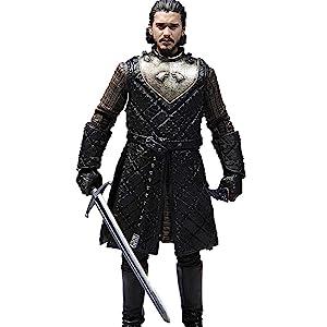 JON SNOW 6-Inch Action Figure NEW Game Of Thrones McFarlane Toys
