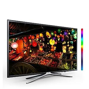 samsung - TV Led 32 Samsung Ue32M5505 Full HD Smart TV: Amazon.es: Electrónica
