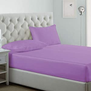 iBed home Fitted bedsheet 3Pcs Set