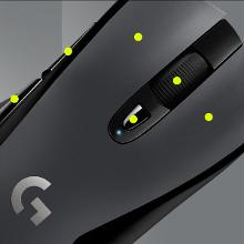 ワイヤレス ゲーミングマウス ロジクール G603 Bluetooth対応 LIGHTSPEED