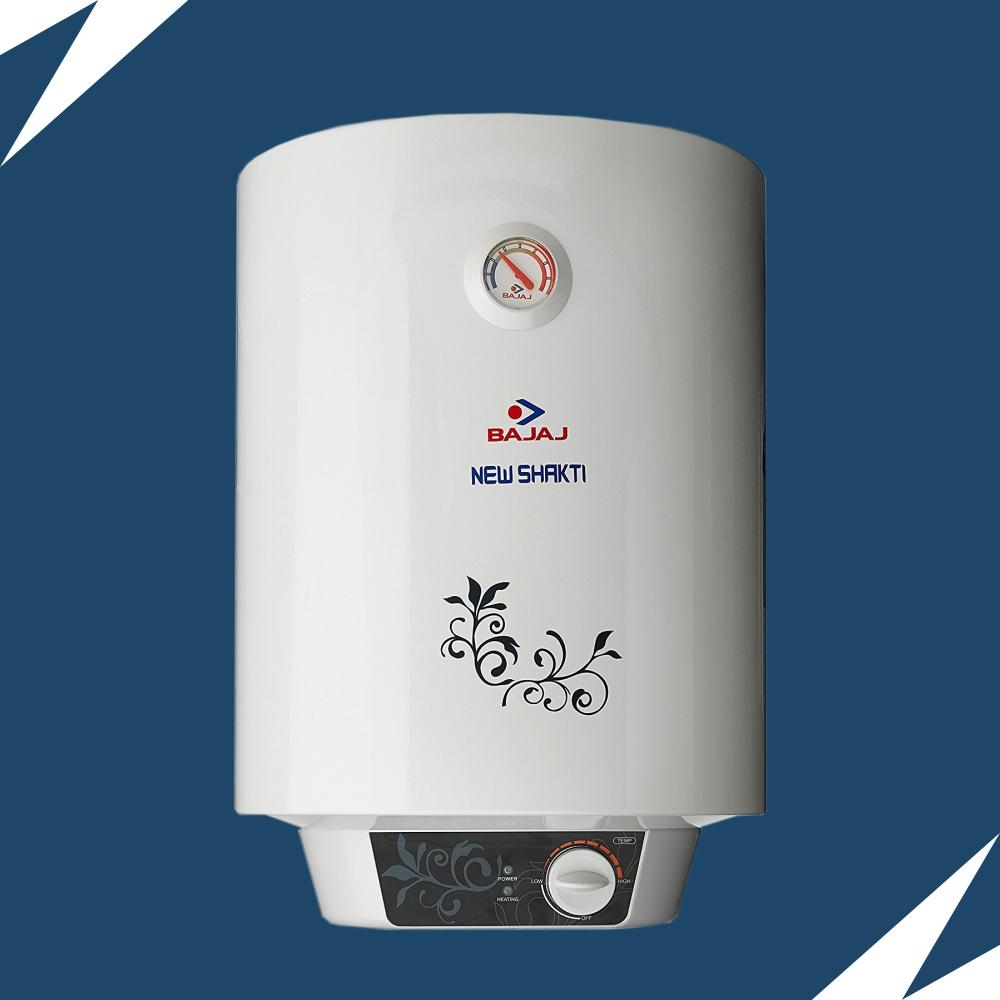 Bajaj Shakti 15 L Vertical Water Heater Just At Ao Smith Hse Sas Electric View Larger