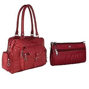 womens handbag, handbag for women, handbag combo