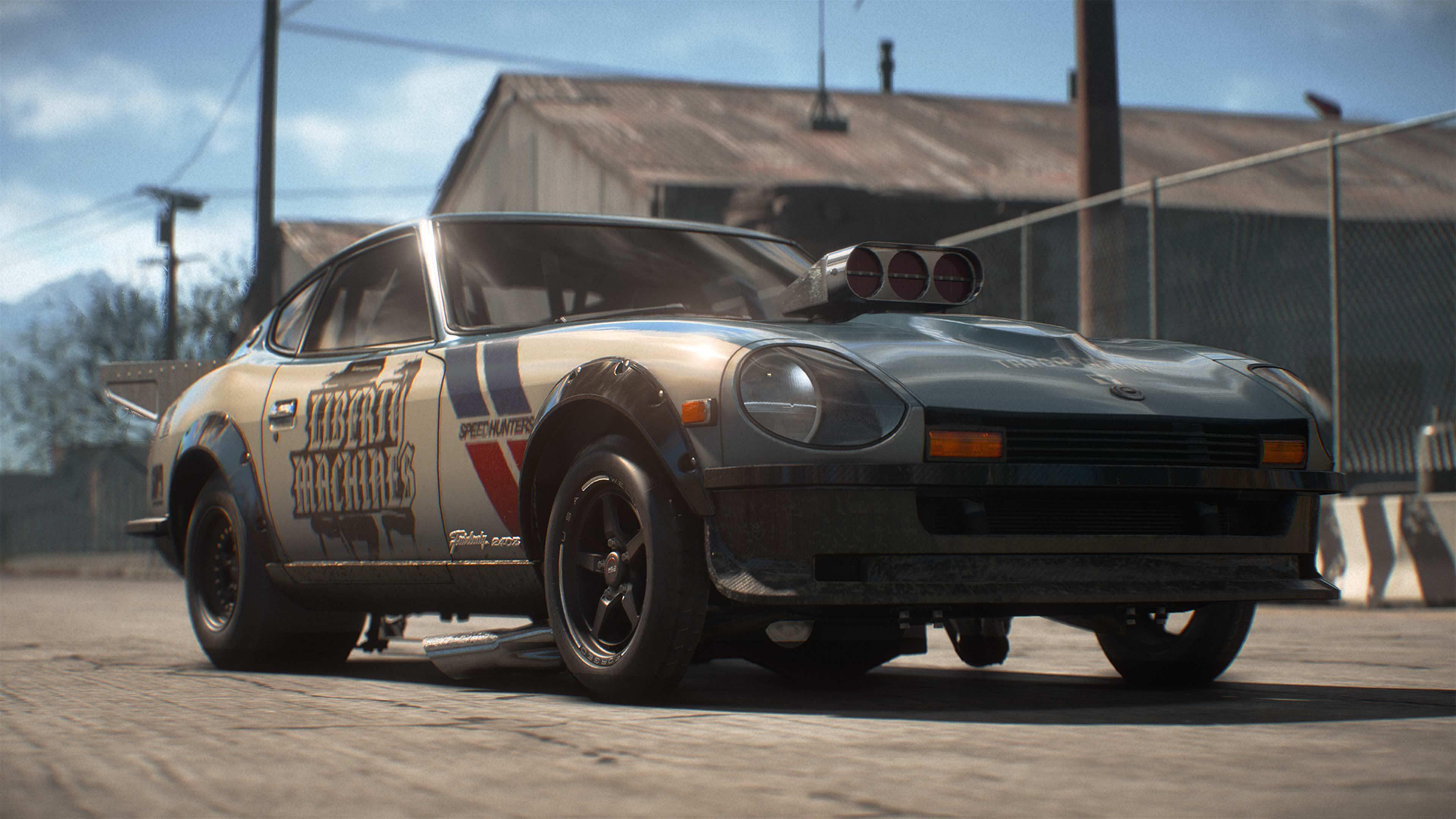 Need for Speed Payback - Edición estándar (La caja
