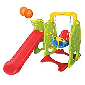 Best Toy Slide And Swing, Gree, 28 015 2ZK