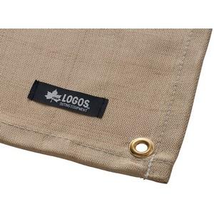 ロゴス(LOGOS) たき火台シート・ワイド(80×130cm) 81064023