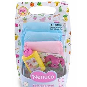 Amazon.es: Nenuco - Pañales de Colores (Famosa 700009027 ...
