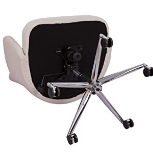 360 Degree Mobility & Adjustable Height
