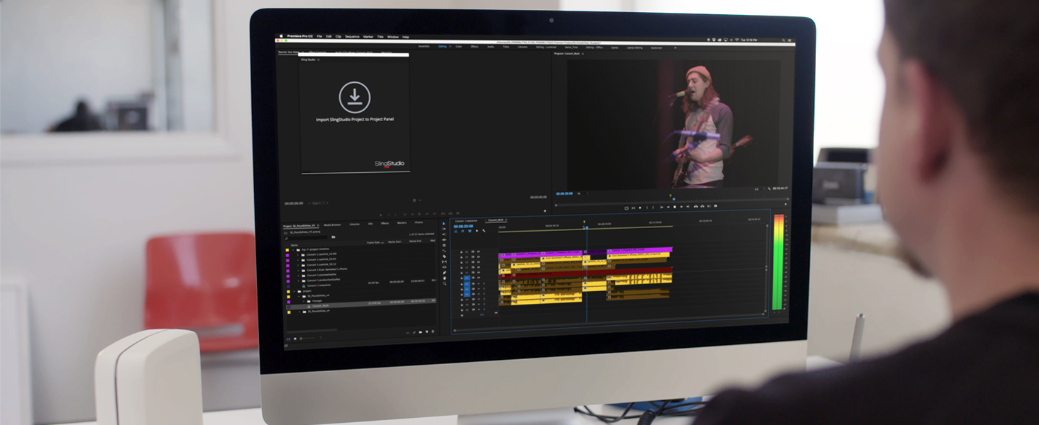 Post-production made easy