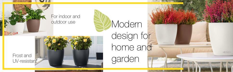 Classico Color indoor outdoor plant pot