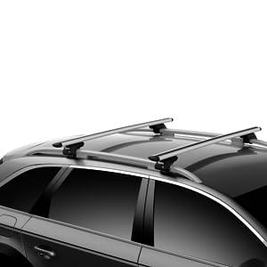 Thule 711200 Wingbar Evo 118 Silber Set Of 2 Auto
