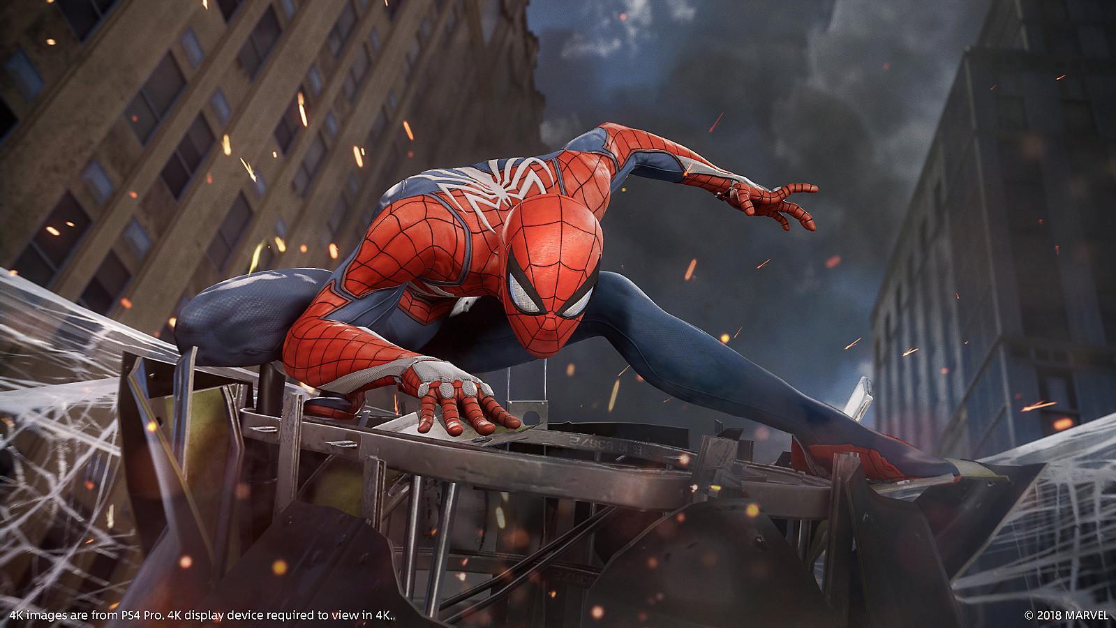 spider man collectors edition ps4 eb games