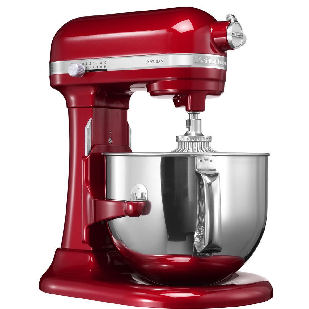 KitchenAid, Artisan - 5KSM7580X, Robot da Cucina da 6,9 L: Amazon ...