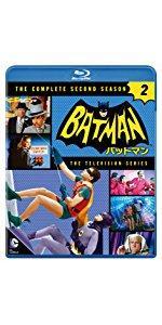 バットマン TV 2ndシーズン コンプリート・セット(6枚組)