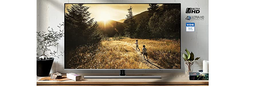 Samsung TV 82NU8005 - Smart TV 82