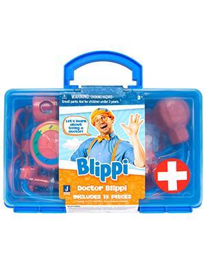 doctor blippi playset for kids