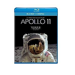 Amazon com: Apollo 11 (2019) [Blu-ray]: Todd Douglas Miller