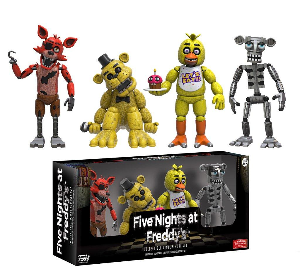Five nights at freddy s 2 demo android - From The Manufacturer