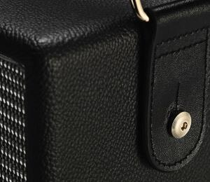 Marshall Kilburn - Altavoz portátil (100 DB, 70 W, Bluetooth), negro
