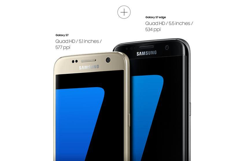 Samsung Galaxy S7 32gb Uk Sim Free Smartphone Pink Gold