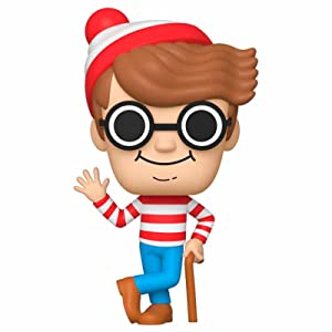 Funko- Pop Books: Wheres Waldo Collectible Figure, Multicolor ...