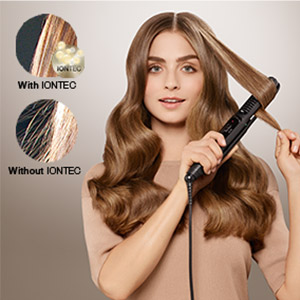 Braun Satin Hair 5 ST570 Hair Straightener & Multistyler With IONTEC Technology (0.1 kilograms)