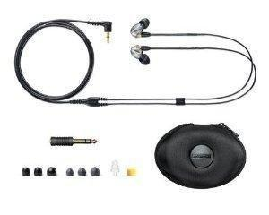Cable de repuesto para auriculares Shure SE215 SE315 SE425 SE535 UE900 Hellodigi caf/é con micr/ófono