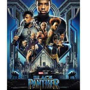 Amazon com: BLACK PANTHER: Chadwick Boseman, Michael B