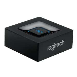 Logitech Receptor de Audio Inalámbrico, Adaptador Bluetooth para ...
