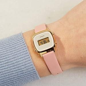 Casio Collection - Orologio da polso digitale da donna LA670WEFL-4A2EF