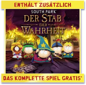 South Park: Die rektakuläre Zerreisprobe inkl. Stab der Weisheit (Download)