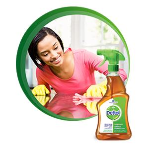 Dettol Original Surface Disinfectant Liquid Trigger