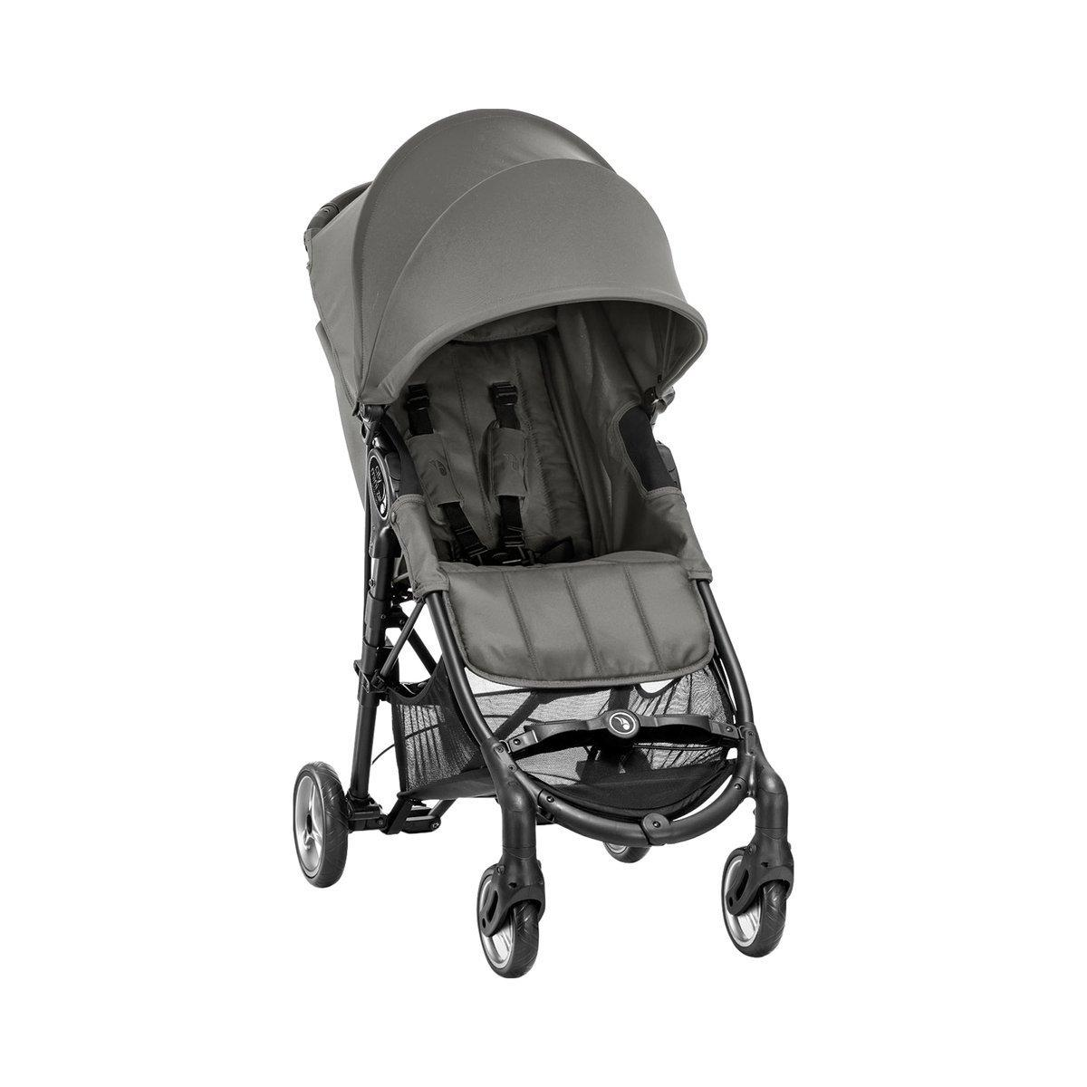Baby Jogger City Mini ZIP - Silla de paseo, color gris