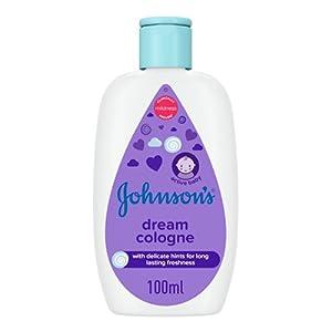 Johnson's Baby Cologne, Dream - 100 ml