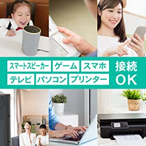 I-O DATA WiFi 無線LAN ルーター 11ac 867+300Mbps IPv6 v6プラス 3階建/4LDK/ WN-DX1167R/E