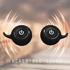 incredible sound