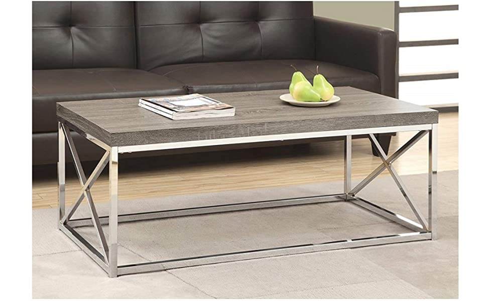 Custom Order Coffee Table Metal Legs Model #FCB053 12 H x 20 W