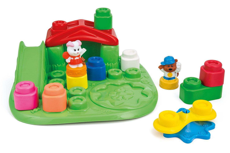Clementoni 14829 tavolo parco giochi giochi e giocattoli - Tavolo cresci e impara chicco ...