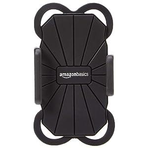 AmazonBasics Universal Phone Mount Holder for Bikes