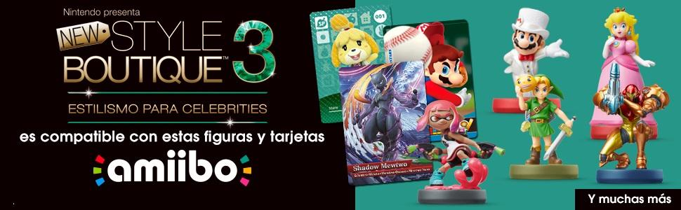 New Style Boutique 3: Estilismo para celebrities: nintendo ...