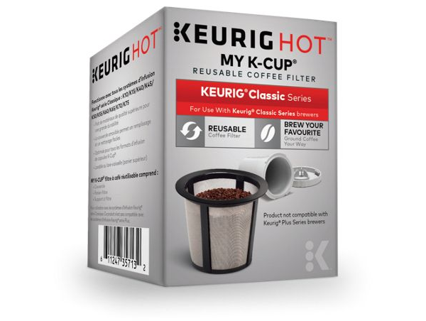 Amazon.com: Keurig 5048 My K-Cup Reusable Coffee Filter